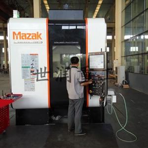 mazak五轴加工中心